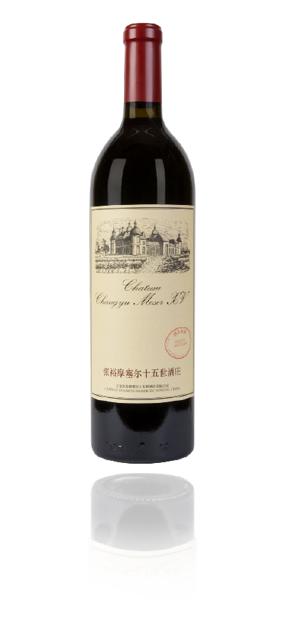 CHATEAU CHANGYU MOSER XV (2013) - Grand Vin